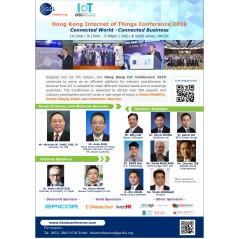Hong Kong IoT Conference 2019