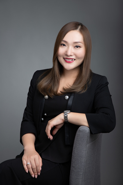 Angie Chung Director of Marketing & Promotion